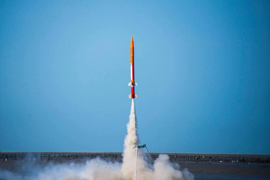 「ARRC前瞻火箭」是林大涵至今想起仍會感到悸動的募資案。圖/林大涵提供