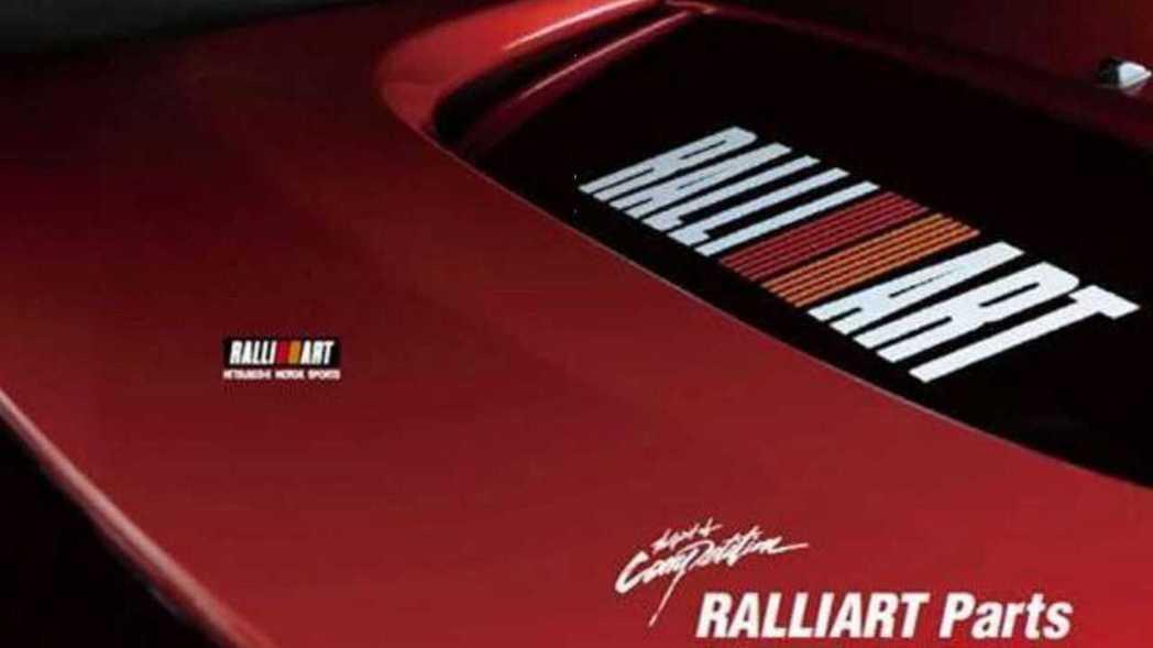 本次Mitsubishi重啟Ralliart和Ralliart Parts。 摘...