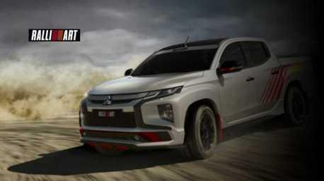 Mitsubishi公布未來規劃 睽違11年Ralliart性能部門即將重生!