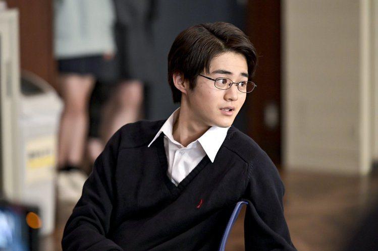 鈴鹿央士飾演藤井遼。圖/擷自東大特訓班2官方推特