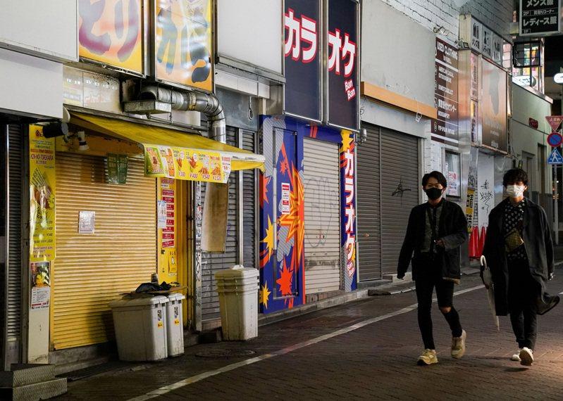 日本緊急事態宣言對象地區12日起擴大。 新華社