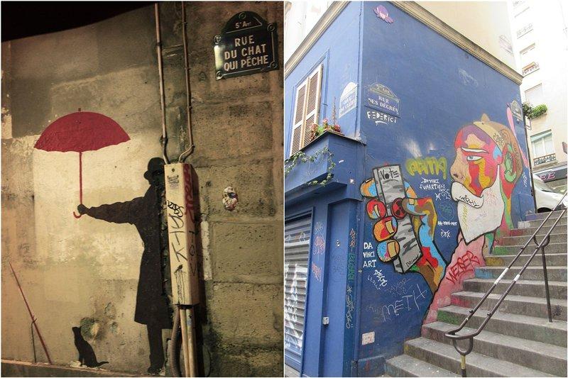 小巷的塗鴉本身就是景點  / 來源: Wikimedia