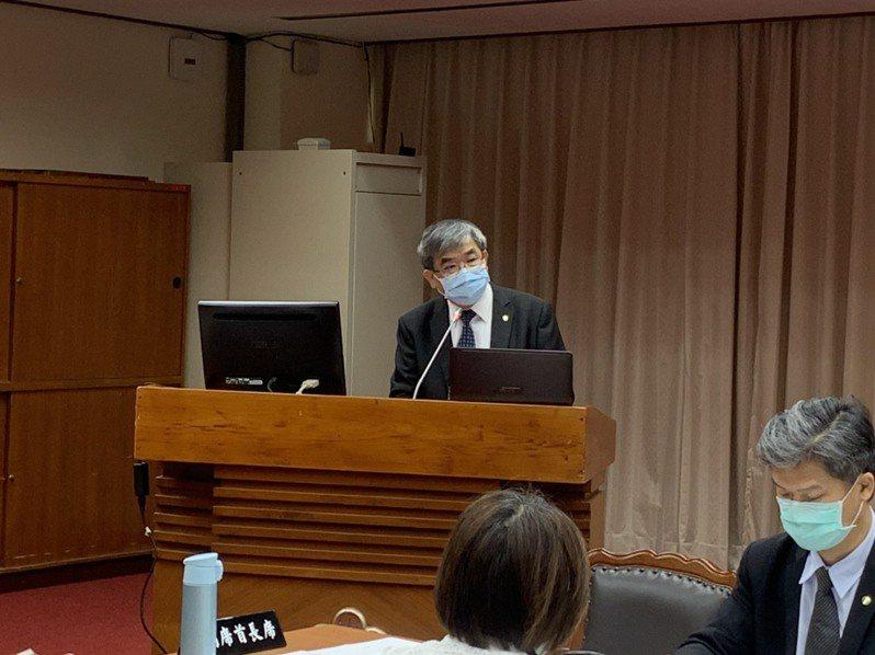 立法院教育及文化委員會今邀請教育部進行詢答。記者趙宥寧/攝影