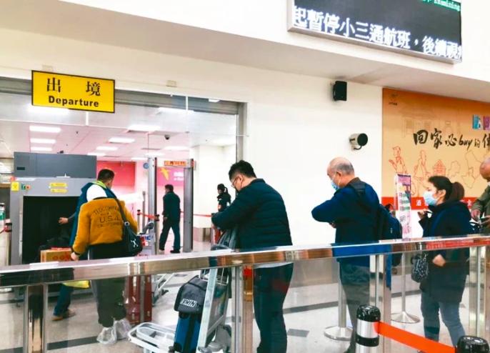 台灣多個民間團體日前要求恢復兩岸「小三通」,圖為金廈小三通情形。聯合報系資料照片