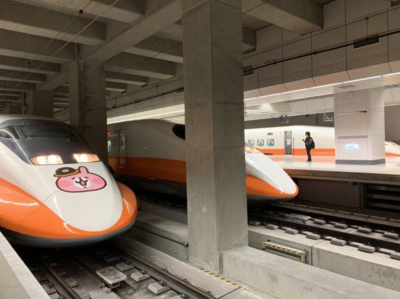 台灣高鐵規劃為期五天的端午節假期疏運,自6月11日(五)至6月15日(二),期間加開103班次列車(南下49班、北上54班)。  記者楊文琪/攝影
