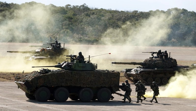 作戰區編制賦予指揮官更大跨軍種指揮權限,各作戰區指揮官角色就是「小總長」。記者曾吉松/攝影