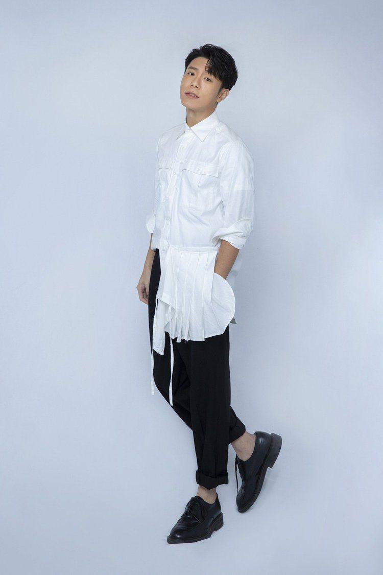 韋禮安入圍最佳華語男歌手。圖/The Orchard提供