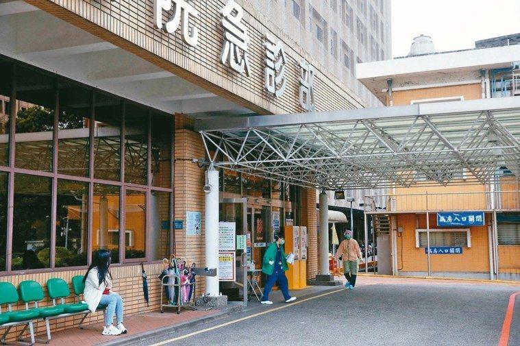 台大醫院。本報資料照片