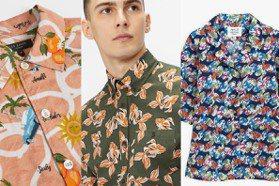 邱澤、瘦子帶起流行 夏天就是要穿花襯衫才帥氣!