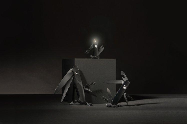 Victorinox Onyx Black系列刀具,再次獲得2021年產品設計類...
