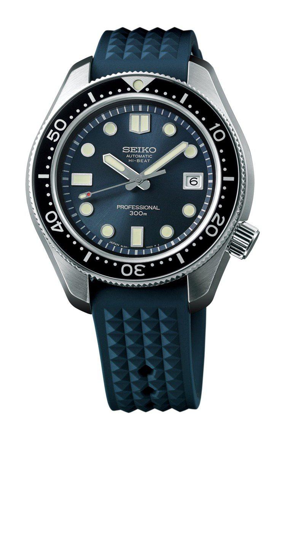 Seiko Prospex 1968年復刻表,獲得2021年iF設計大獎肯定,台...