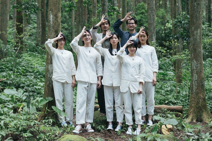 邪教犯罪影集「我願意」新竹外景首次公開拍攝內容。圖/絡思本娛樂提供