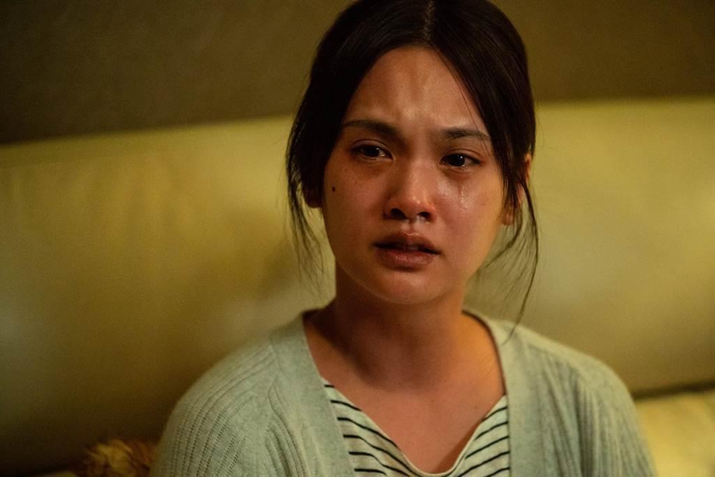 楊丞琳投注極多心力的驚悚片「靈語」,上映僅1天就撤檔,擇日再上。圖/甲上提供
