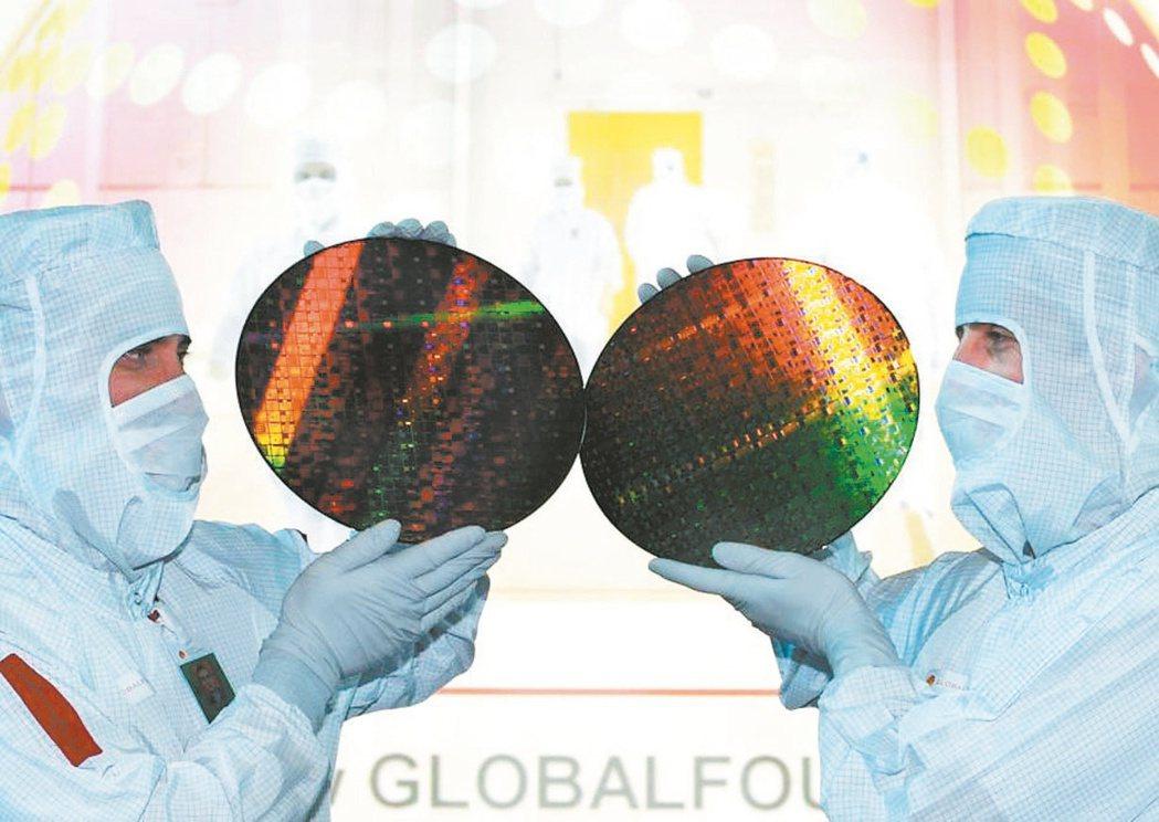 勝高透露矽晶圓市場需求強勁,供不應求盛況將延續。(歐新社)
