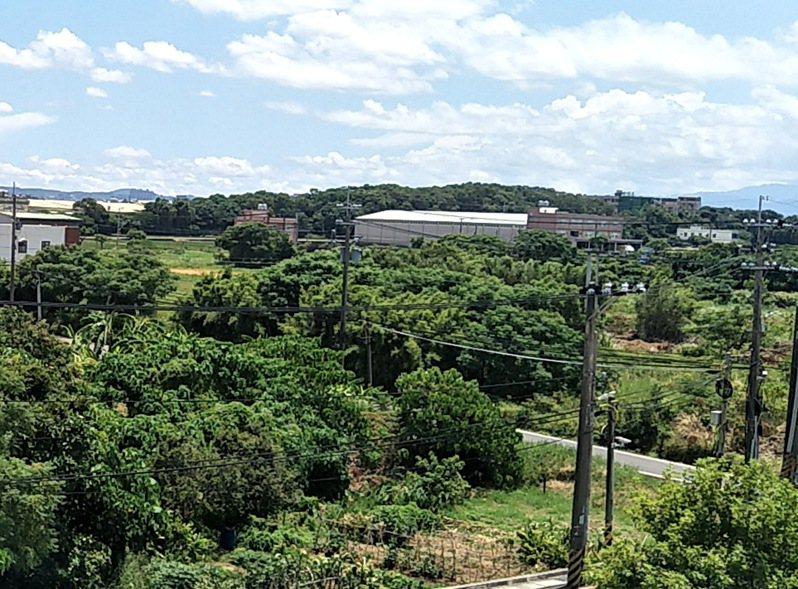 國立清華大學在機捷A16站7.2公頃土地規畫興建清華大學附設醫院,通過市政府審查,正由中央審查。記者曾增勳/攝影