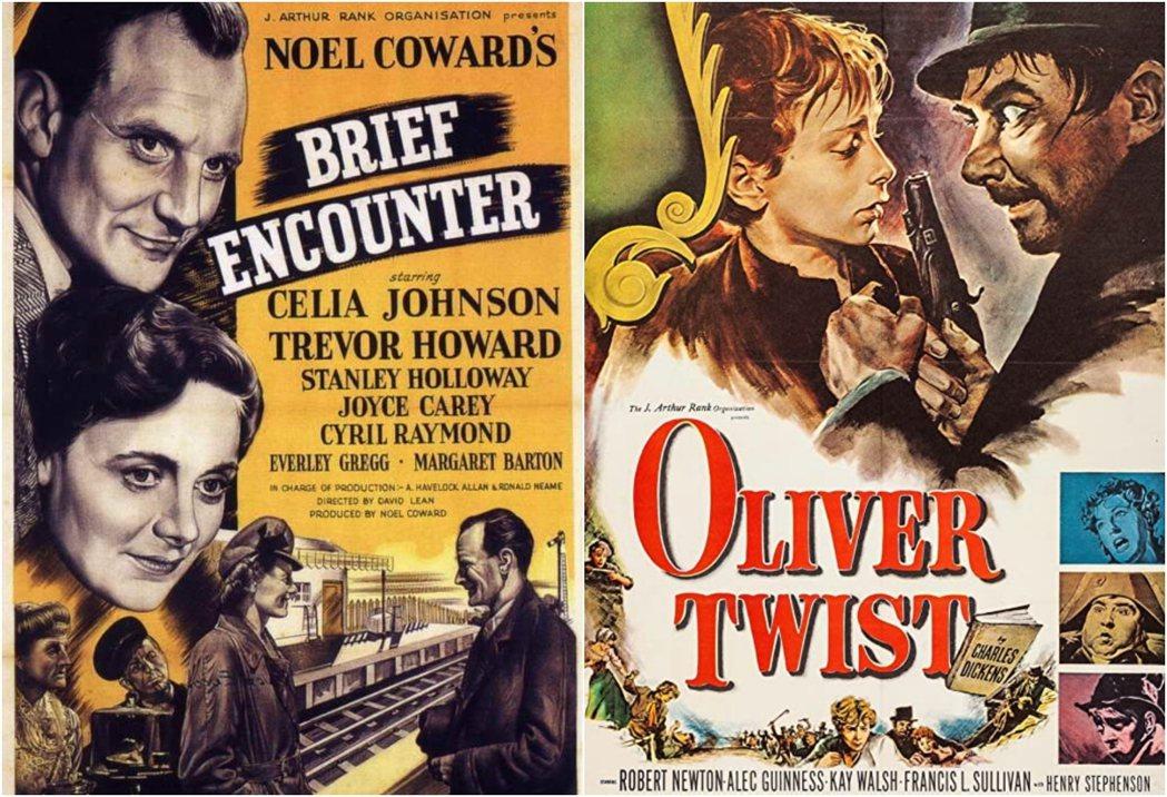 左:《相見恨晚》;右《苦海孤雛》電影海報。 圖/IMDb