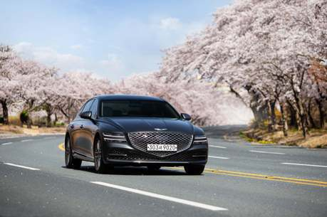 就只有五款車在賣 Genesis全球銷量累積突破50萬輛!