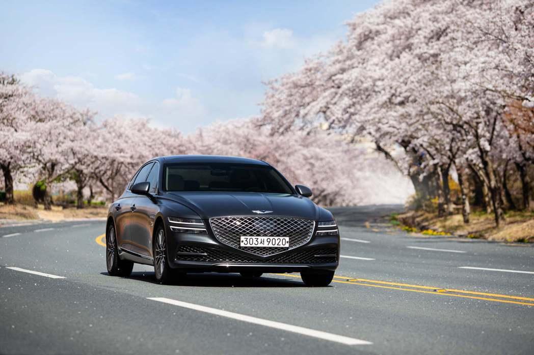 Genesis在全球累計銷量為500,191輛,其中在自家韓國市場為378,99...