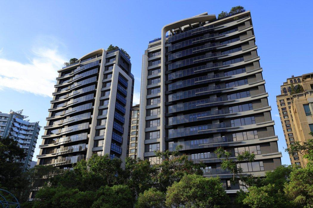 素有台灣曼哈頓之稱的信義計畫區,是全台國際建築團隊密集度最高的建築競技場。(圖/...