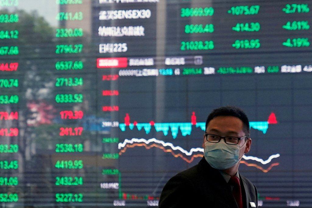 不管國企或民企,債務違約事件勢將層出不窮,不容市場忽視。示意圖。 圖/路透社