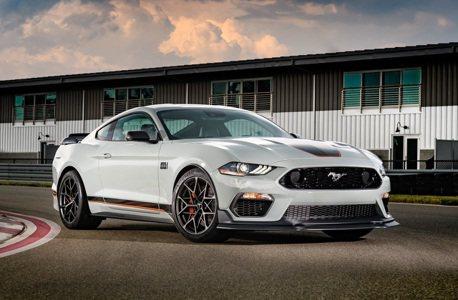 澳洲Ford鬧烏龍Mustang Mach 1配件標示不符 補償後約損失2千多萬!