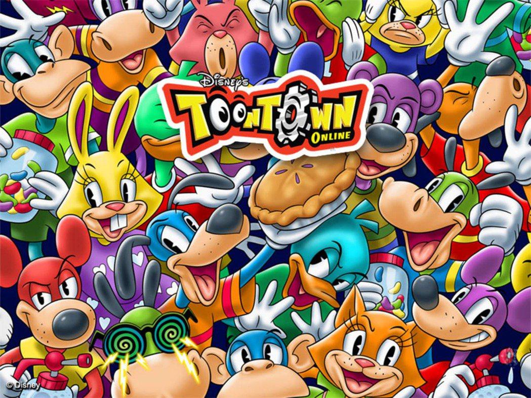 迪士尼在2003-2013十年間營運的MMORPG:《卡通城 online》,主...