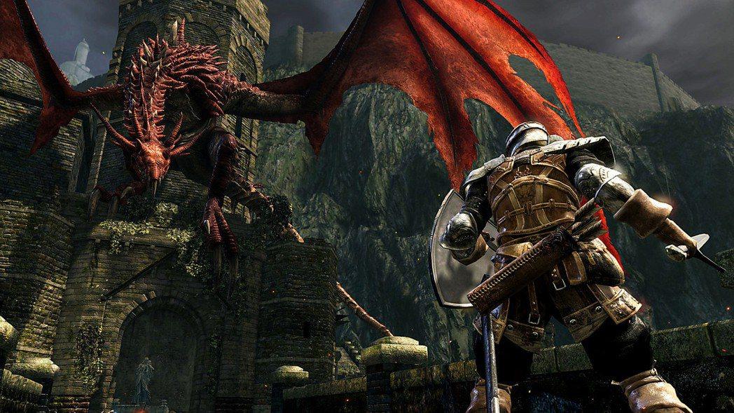 《黑暗靈魂》在當代由於名氣響亮,經常被視為困難遊戲的代名詞,因而累積出某種刻板印...