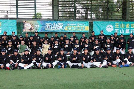 棒球/因應疫情 玉山盃青棒、華南青少棒延期舉行