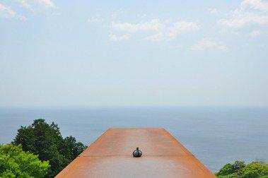 海景、攝影、時間的關係,杉本博司用「江之浦測候所」溫柔定義