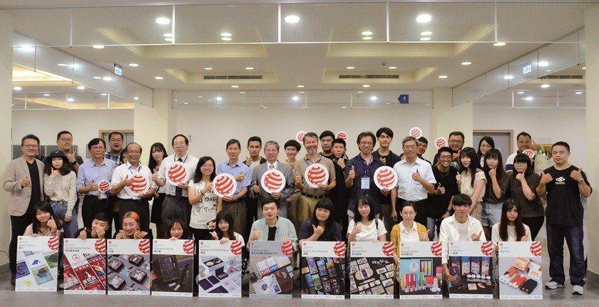 中國科大學子在海內外設計競賽獲奬無數,顯見在技職設計領域的領先地位。 中國科大/...