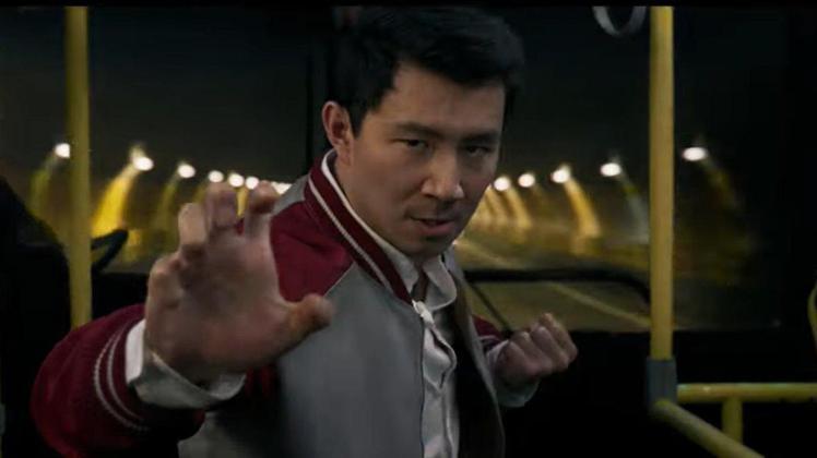 劉思慕主演漫威大片「尚氣與十環傳奇」將於今年9月上映。圖/擷自YouTube
