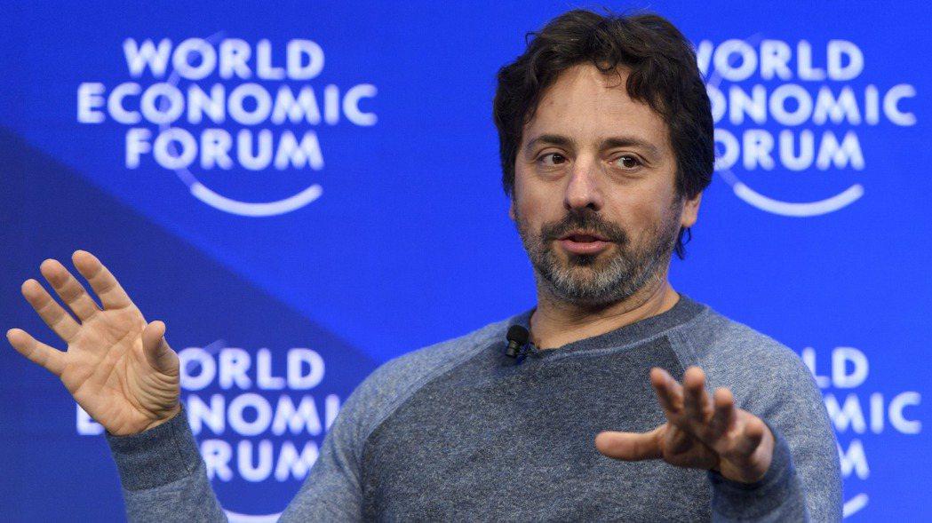 Google共同創辦人布林(Sergey Brin)近來出脫母公司字母(Alph...