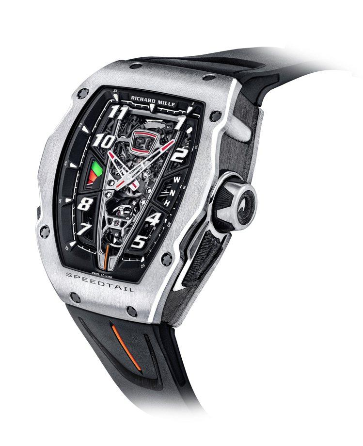 RICHARD MILLE RM 40-01自動上鍊陀飛輪腕表,限量106只,價...