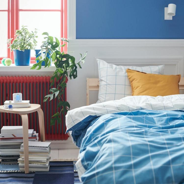 IKEA涼感降溫的寢具,能提升舒適感。圖/IKEA提供