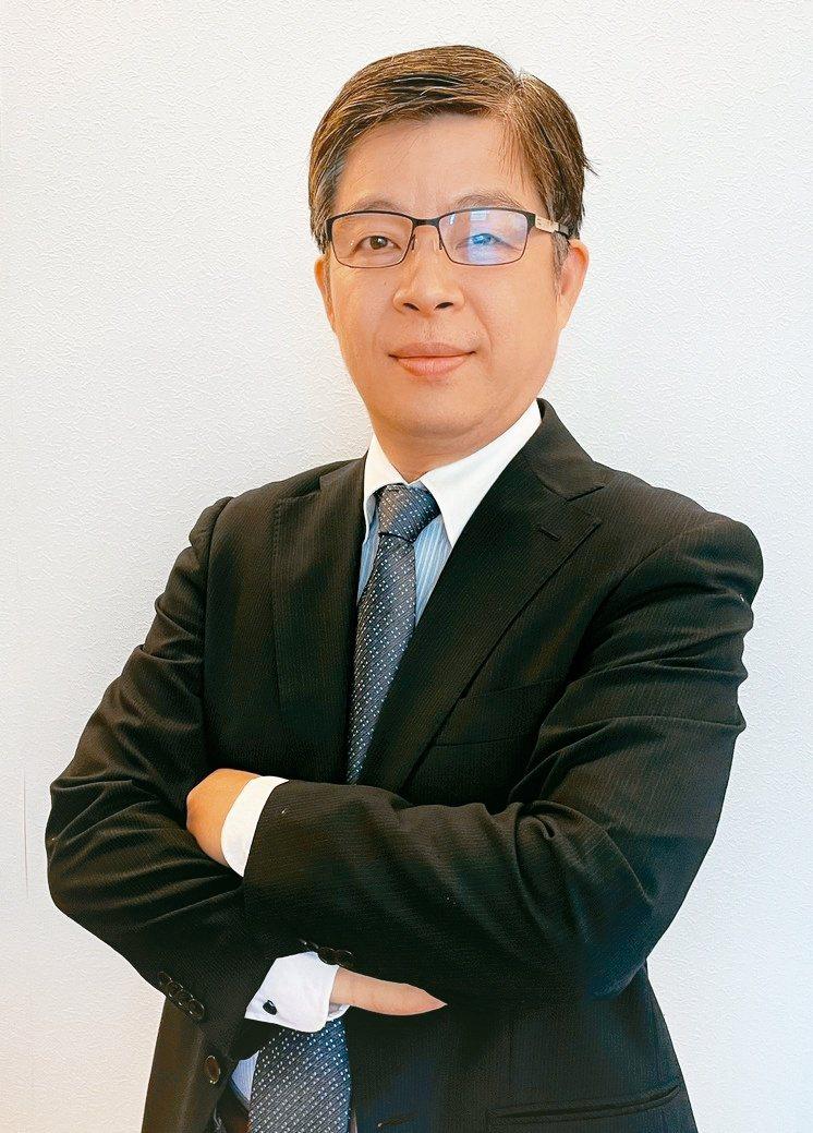 山太士公司董事長吳學宗。山太士公司/提供