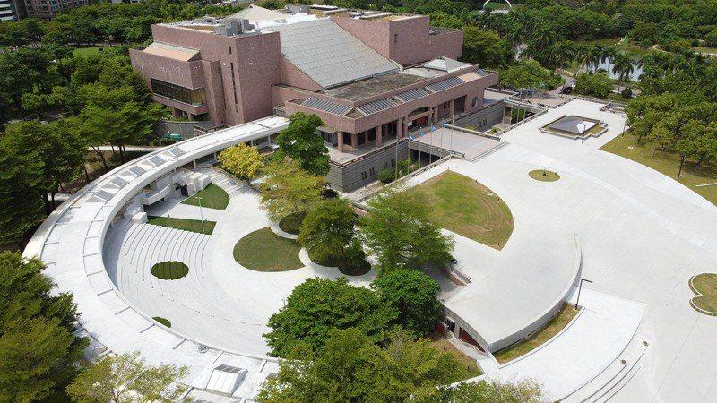 高雄市立美術館在106年7月改制行政法人,展覽空間改造多次獲得大獎肯定。圖/高市文化局提供