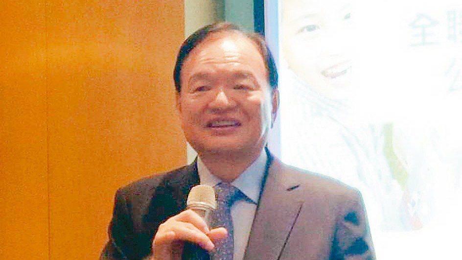 全聯董事長林敏雄。記者何秀玲/攝影