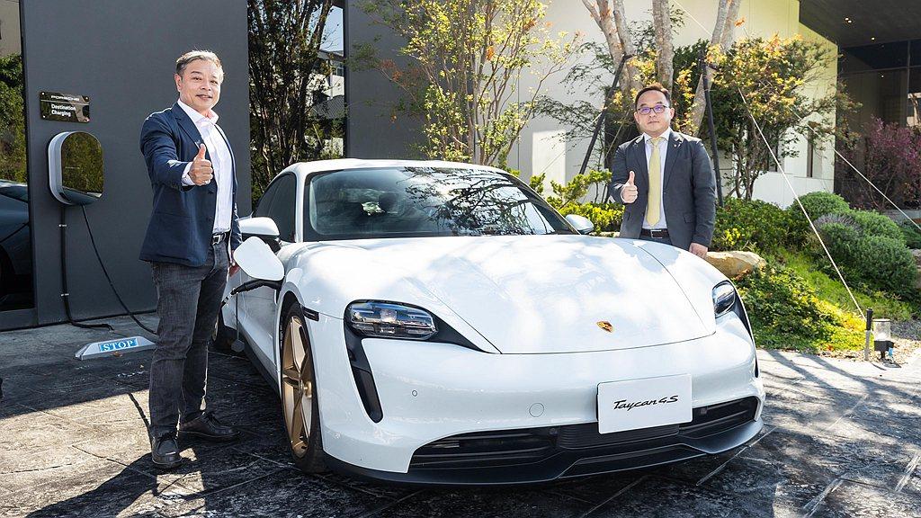 台南首座Porsche Destination Charging目的地充電站,即...