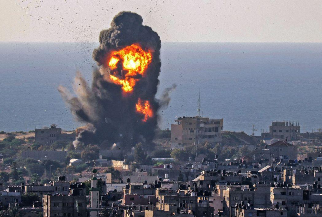 「戰爭無法收拾...以色列陸軍敢不敢直攻加薩走廊?」以色列與巴勒斯坦的衝突,14...