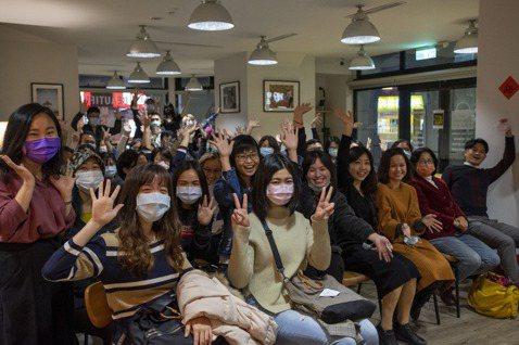 Impact Circles也將與台灣當地夥伴合作,陸續推行跨國及本地交流和活動...