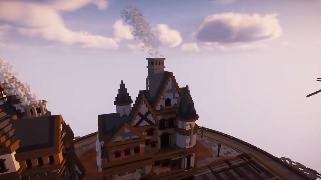 圖片截自YouTube@Aderlyon Build Team