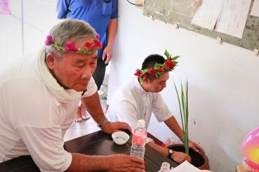 西拉雅信仰的過去與現在:探訪「四社公廨」祭典與尪姨