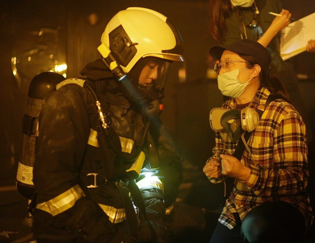 「火神的眼淚」導演蔡銀娟談幕後故事。圖/公視、myVideo提供