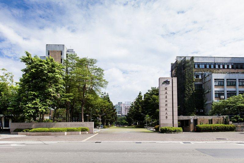 國立台北科技大學1名住宿生與萬華確診者足跡重疊,且有發燒情況,該生已就醫並於隔離房等候檢疫結果。圖/北科大提供