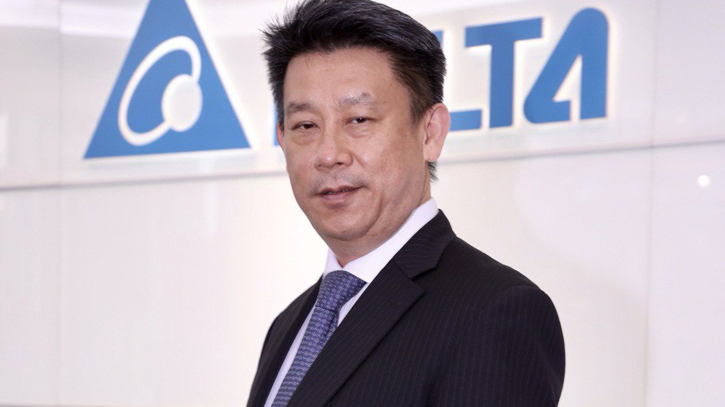 台達電執行長鄭平。記者黃義書/攝影