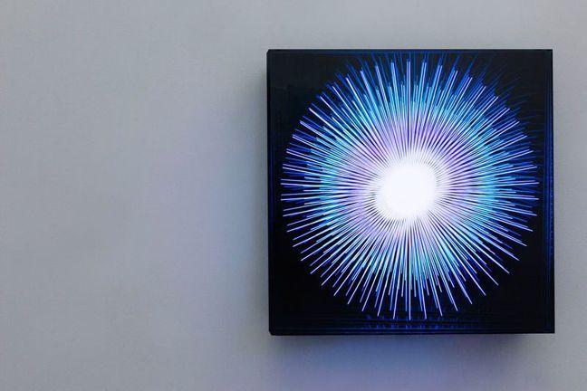 Hans Kotter作品〈Explosion〉。(圖/Bluerider AR...