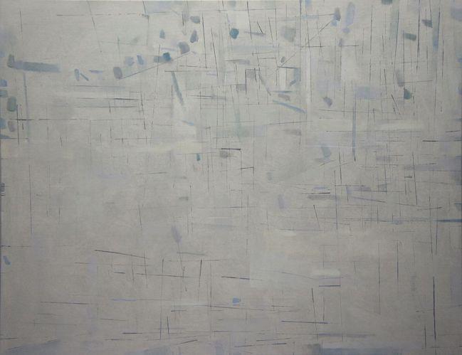 王公澤〈時空切片17-3〉。(圖/双方藝廊提供)