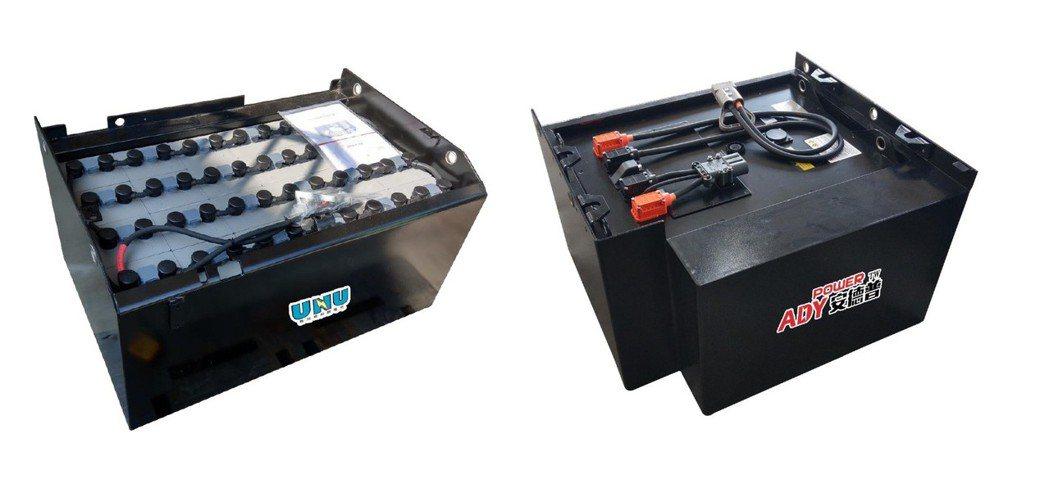 日日興鉛酸電池或鋰電池一應俱全,推出「免費試用」,讓企業了解鋰電池的充電快速、免...