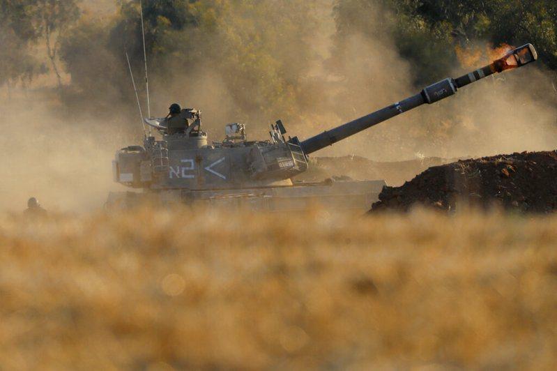 以色列軍方表示,以色列部隊已進入加薩走廊,持續對巴勒斯坦伊斯蘭團體哈瑪斯進行軍事行動。加薩走廊過去數天已有超過100名巴勒斯坦人死於以巴軍事衝突。美聯社