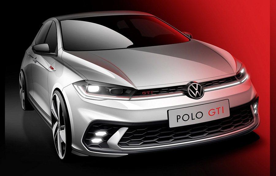 小改款Polo GTI。 圖/Volkswagen提供